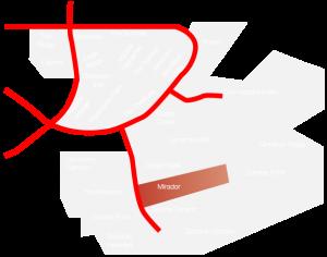 Mirador at McDowell Mountain Ranch Map